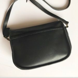 Coach Bags - Vintage Coach Black City Bag Crossbody